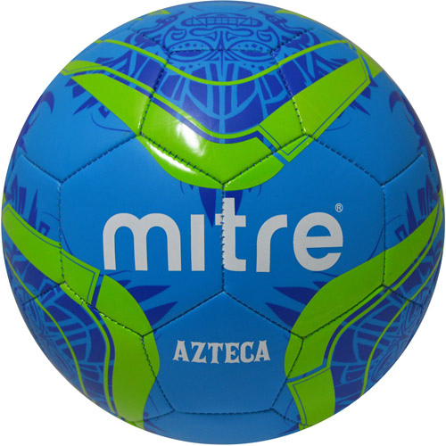 Mitre Azteca Soccerball, Blue