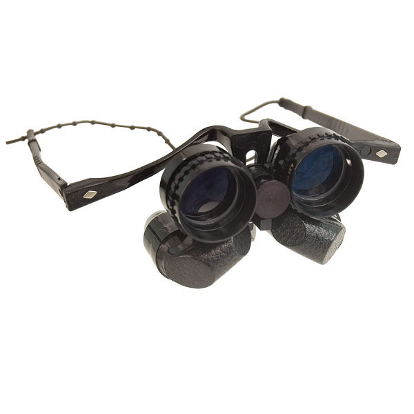 Click here to buy Beecher Mirage 4.5x25 Binocular for Distance Viewing by Beecher Optical Products.