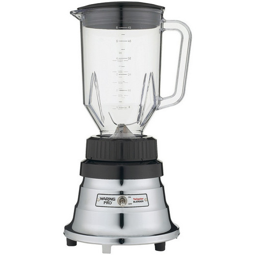 Waring TG15 Tailgater Professional Specialty Blender, Chrome (Refurbished)