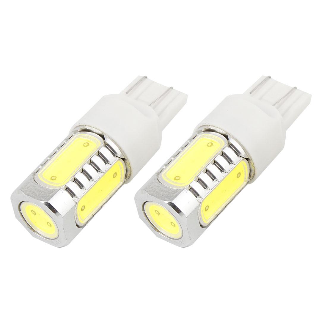 Unique Bargains 7.5W T20 7440 7443 992A 5 SMD  Backup Light Signal Bulb Lamp 2 Pcs for Car