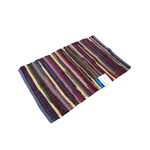 "Mainstays Chindi Kitchen Rug, Multi-Color, 20"" x 30"""