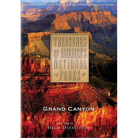 Treasures Of America's National Parks: Grand Canyon And The Great Southwest Canyon De Chelly National Monument