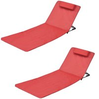 2019 New 2pcs Folding Sun Lounger Sleeping Bed Office Outdoor Camping Chaise Adjustable Space Saving Longue Nap Bed