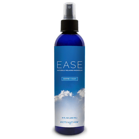 Magnesium And Sleep (Activation Products Magnesium Ease, 8 fl)