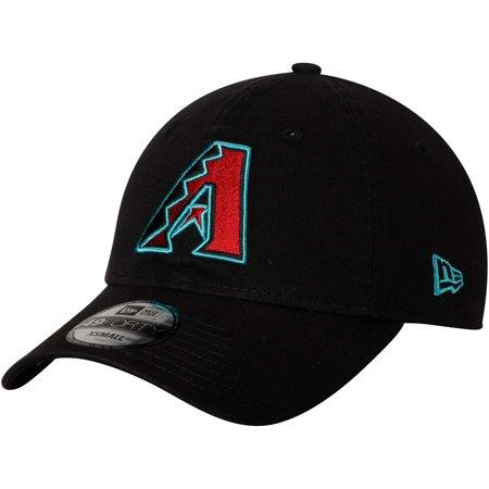 Arizona Diamondbacks New Era Core Fit Replica 49FORTY Fitted Hat - Black](Freddy Krueger Hat Replica)
