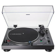 Best Turntables - Audio Technica AT-LP120XUSB-BK Turntable - Black Review