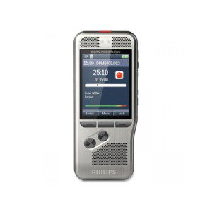 Philips DPM8000 Digital Pocket Memo DPM 8000 Handheld Voice Recorder by