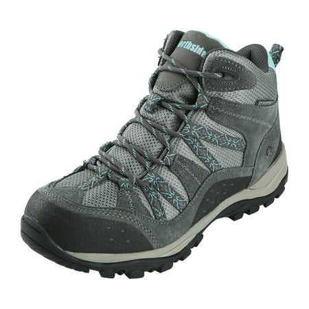 Northside Womens Freemont Leather Mid Waterproof Hiking