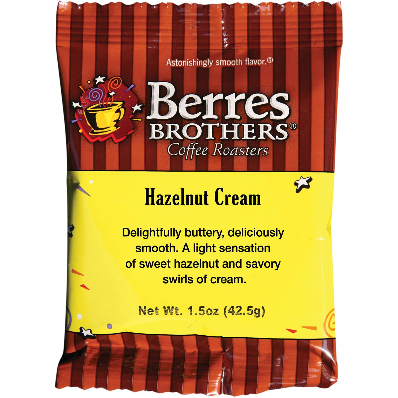 Berres Brothers Coffee Roasters Hazelnut Cream Coffee, 1.5 oz