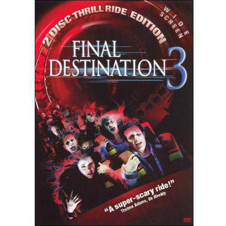 Final Destination 3 - Jesse Halloween