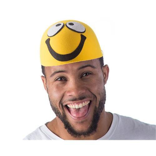 Dress Up America 918 Smiley Hat