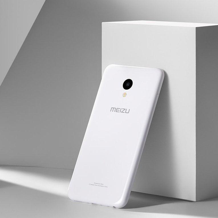 5.2 inch Meizu M5 Meilan 5 Mobile Phone 4G Octa Core Dual SIM Fingerprint