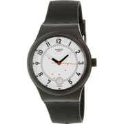 Swatch Men's Sistem51 SUTB402 Black Rubber Swiss Automatic Fashion Watch