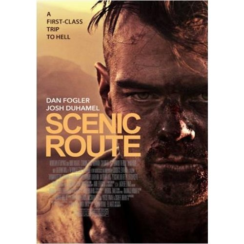 Scenic Route (DVD   VUDU Digital Copy) (Walmart Exclusive) (Widescreen)