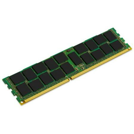Reg Server Memory Kit - Kingston Technology ValueRAM 8GB 1333MHz DDR3L PC3-10600 ECC Reg CL9 DIMM SR x4 1.35V with TS Hynix A Server Memory KVR13LR9S4/8