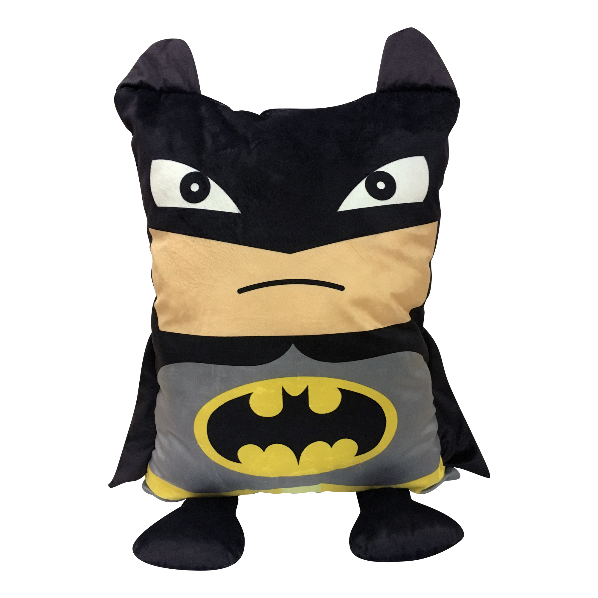 "Warner Brothers Batman ""Bat Mayhem"" 3D Pillow Buddy, 20 x 26"