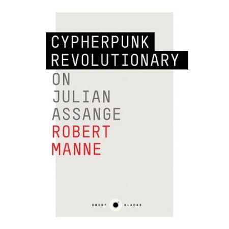 Short Black 9 : Cypherpunk Revolutionary: On Julian - Julian Assange Halloween