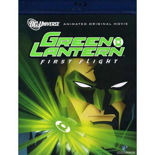 Green Lantern: First Flight (Blu-ray) (Widescreen)