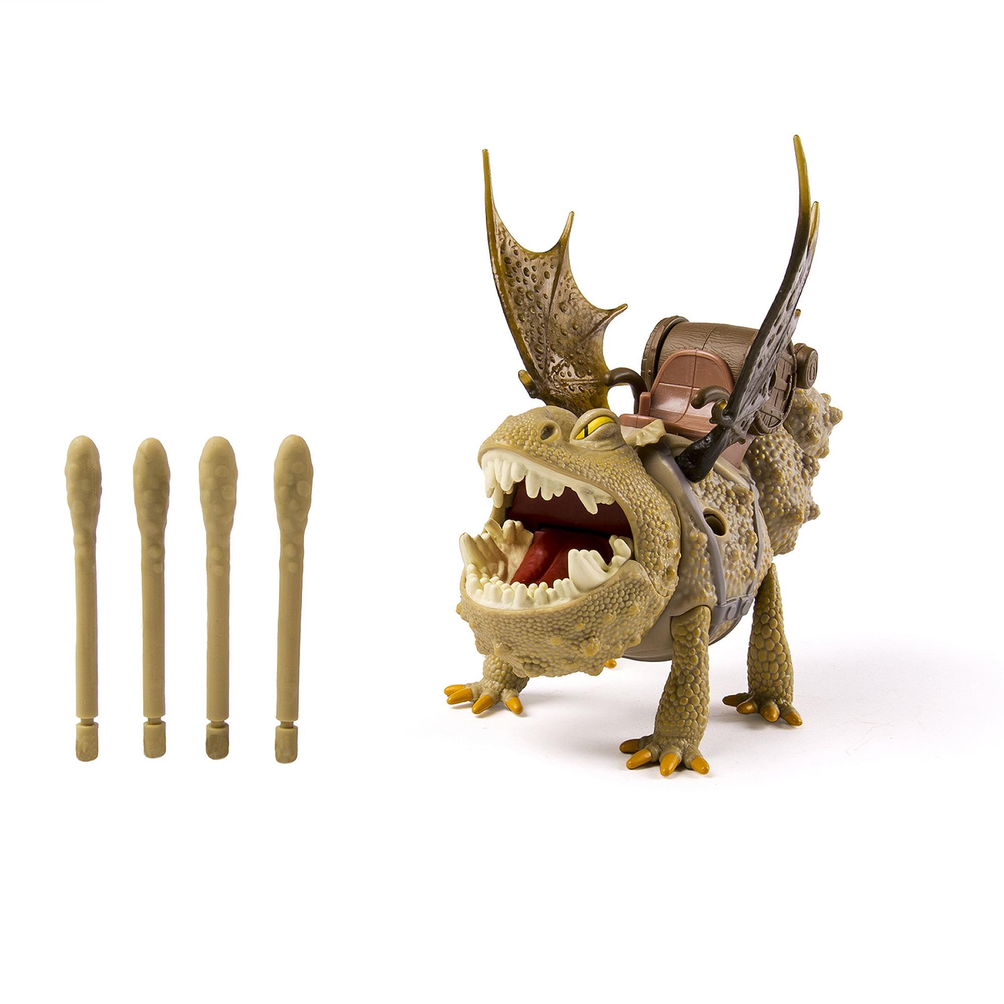 Dreamworks Dragons: How To Train Your Dragon 2 Meatlug Power Dragon   Walmart