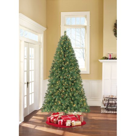 Holiday Time Pre Lit 7 5 Berkshire Pine Artificial