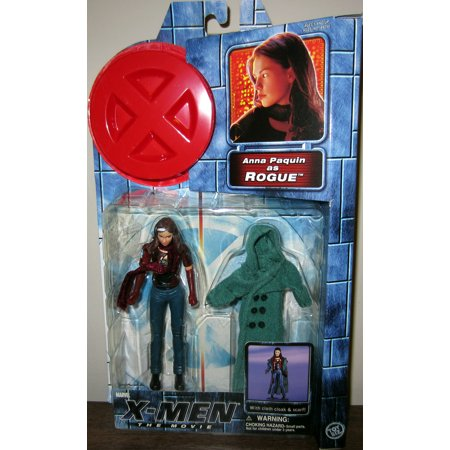 X Men Movie Rogue Action Figure Anna Paquin