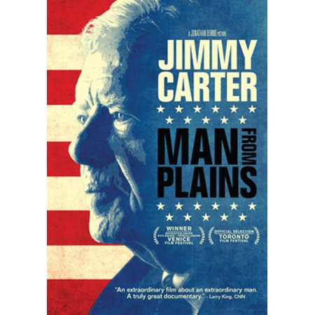 Jimmy Carter: Man from Plains (DVD) (Jimmy Carter Halloween)