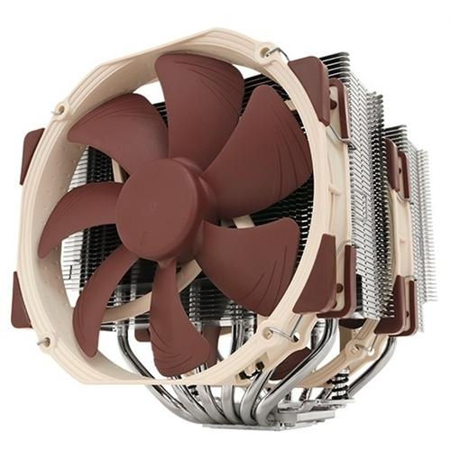 Noctua CPU Cooler S2011/1156/1155/1150/AM2/2+/3/3+/FM1/2/2+ 140mm 12V Retail NH-D15