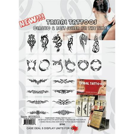 Tribal Temporary Tattoo for $<!---->