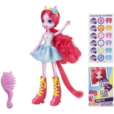My Little Pony Equestria Girls - Pinkie Pie Doll