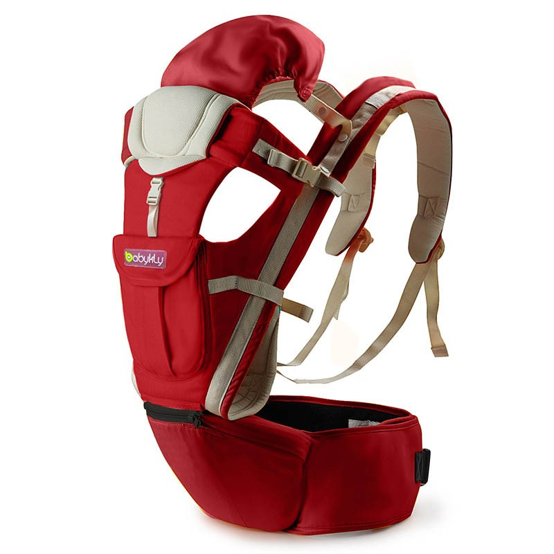 Baby Hipseat Carrier Sling Baby Backpack Hip Seat With Be...