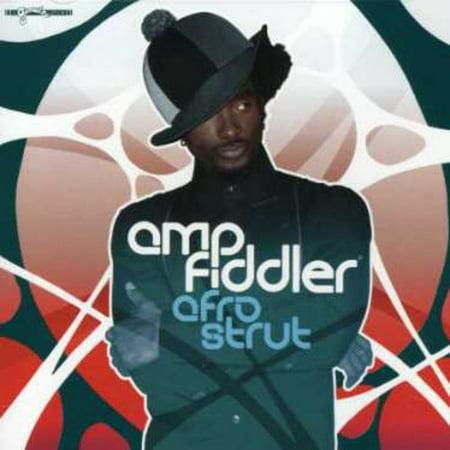 Amp Fiddler - Afro Strut [CD] (Amp Fiddler Waltz Of A Ghetto Fly)