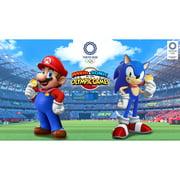 Mario & Sonic at the Olympic Games Tokyo 2020, Sega, Nintendo, Nintendo Switch, (Digital Download) , (045496665289)