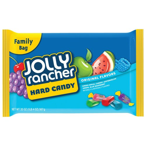 Jolly Rancher Original Flavors Hard Candy, 20 oz