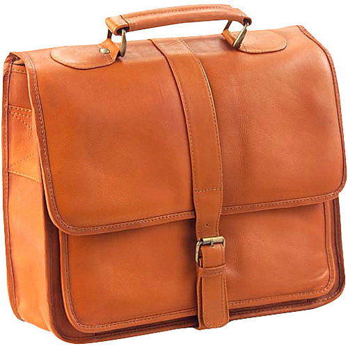Clava Vachetta Leather School Bag
