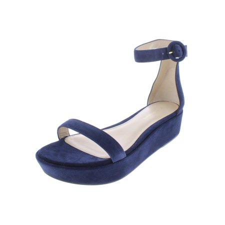 - Stuart Weitzman Womens Capri Platform Platform Sandals
