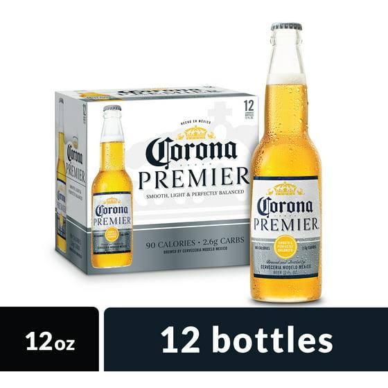 corona premier vs corona light