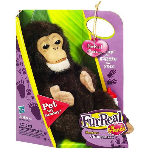 FurReal Friends Newborn Chimp