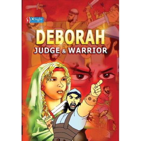 Deborah Judge & Warrior - eBook](Deborah Judges)