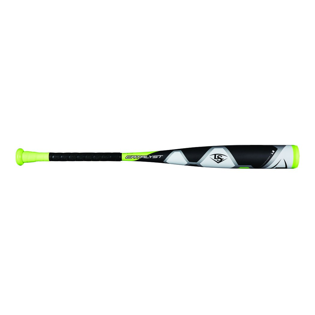 LOUISVILLE SLUGGER SL Catalyst 17 Baseball Bat, 2-5/8in B...