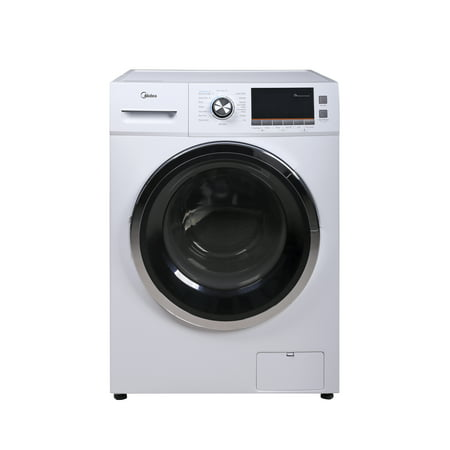 Midea 2 cu ft Portable Washing Machine with Dryer Combo ...