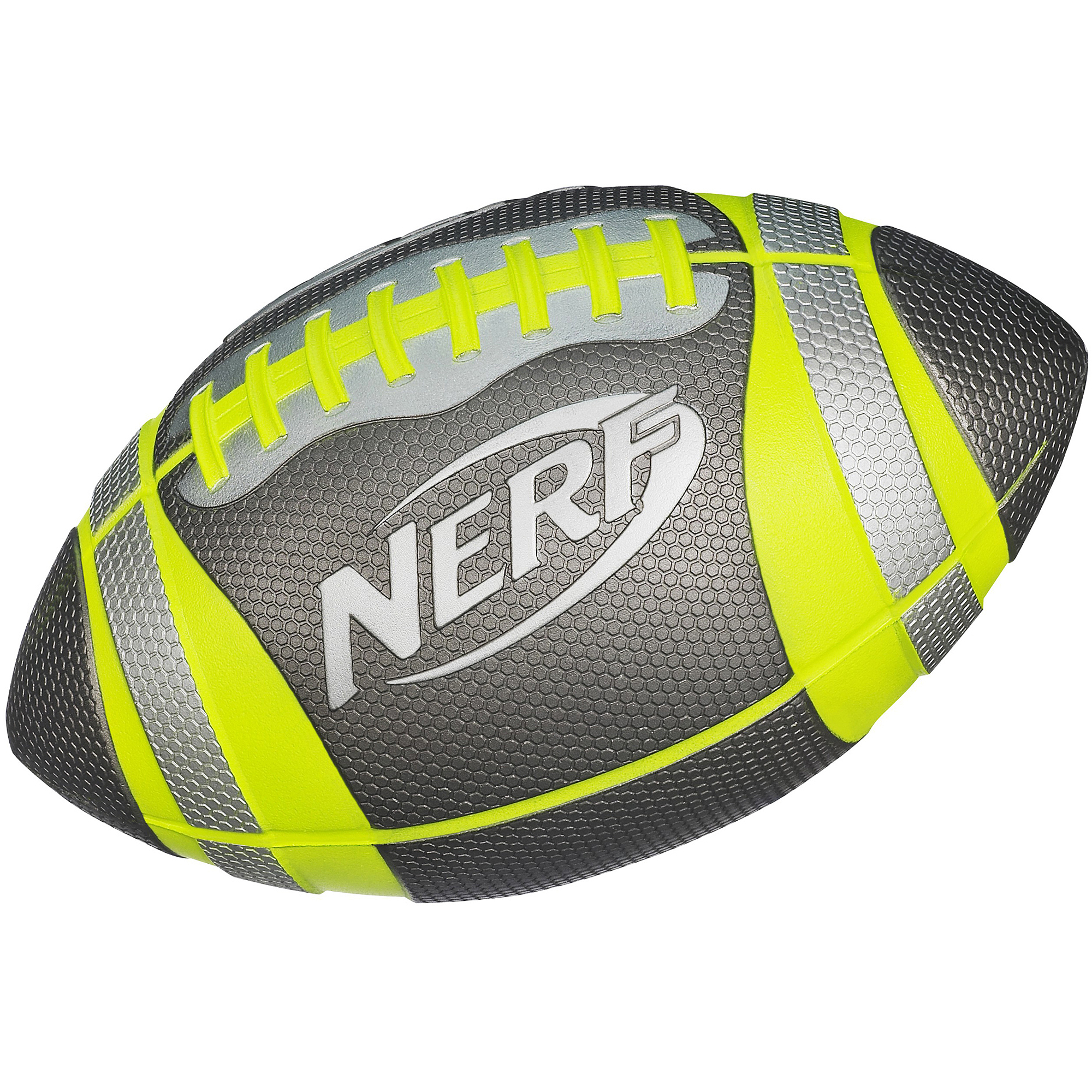 Nerf N Sports Pro Grip Football Walmart