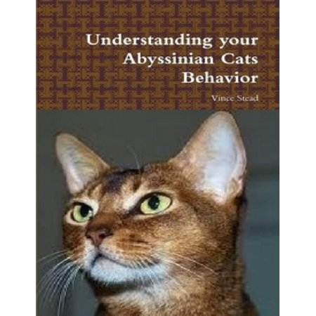 Understanding Your Abyssinian Cats Behavior - eBook