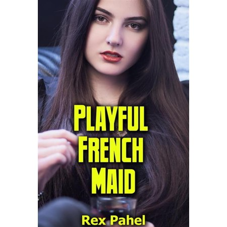 Playful French Maid - eBook - French Maid Panties