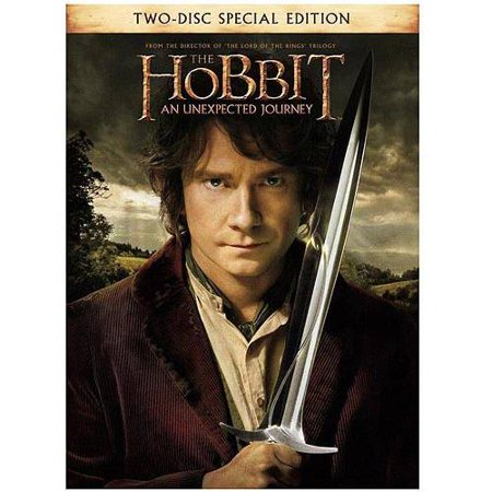 The Hobbit: Part 1 - An Unexpected Journey (Special Edition)(Walmart Exclusive) (DVD + Digital Copy)