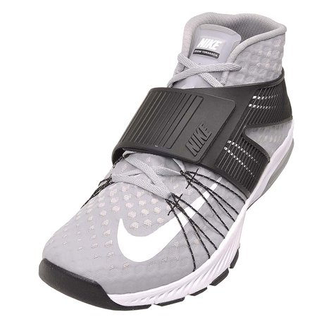 9c92269aabaa ... Sneakers   Running Shoes. Nike Men s Zoom Train Toranada Tb Wolf  Grey White-Black Ankle-High Cross ...