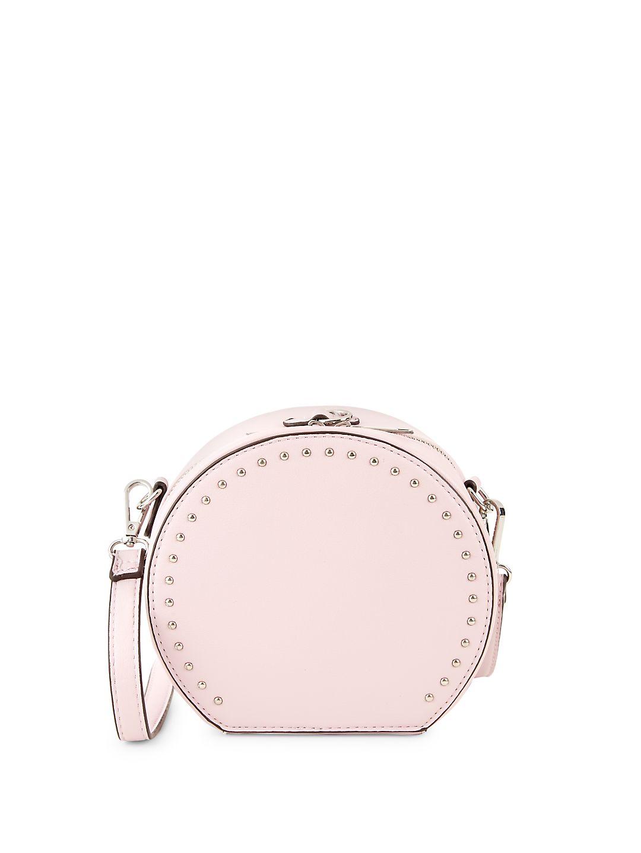 Studded Circle Bag