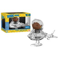 Funko Dorbz Ridez: Marvel - Storm with Invisible Jet - Walmart Exclusive