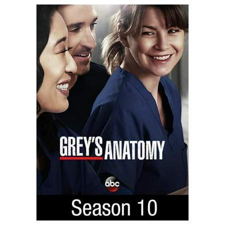 Greys Anatomy Season 10 2013 Walmart
