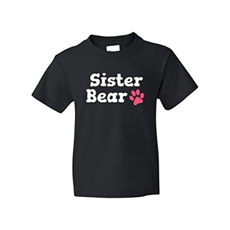 bb1b4b237 Fasciino - FASCIINO PAPA MAMA BROTHER SISTER LITTLE BEAR Family Matching T- shirts - Walmart.com
