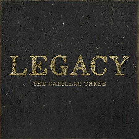 The Cadillac Three - Legacy - Vinyl Cadillac Deville Vinyl